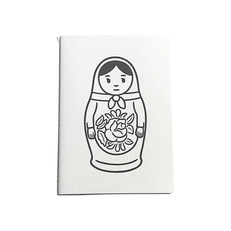 MATRYOSHKA 03 (notebook)