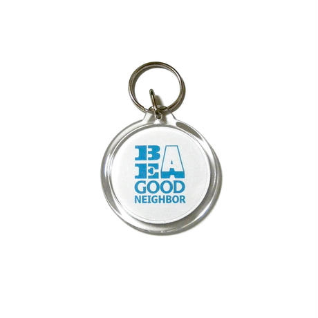 BE A GOOD NEIGHBOR (keyholder)