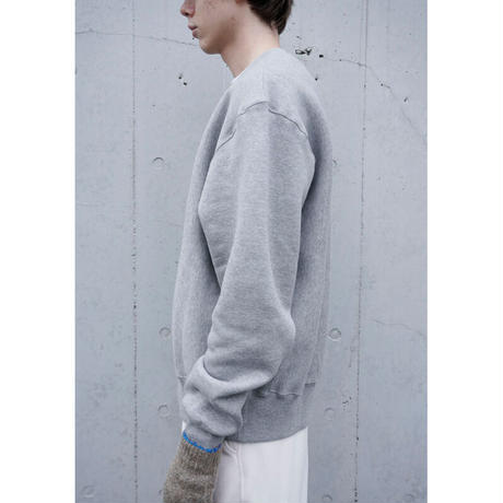 UP+N 20AW CREW NECK SWEAT (gray)