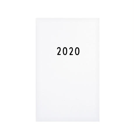 2020 DIARY NOTEBOOK