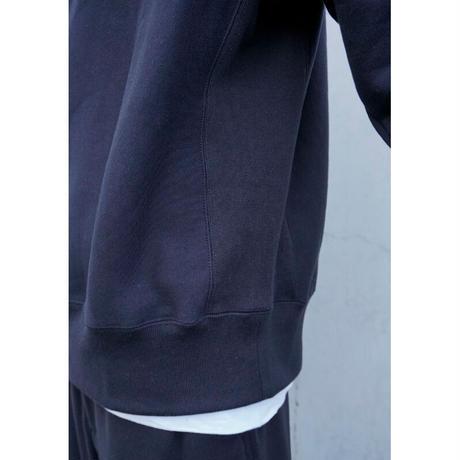 UP+N 20AW CREW NECK SWEAT (navy)