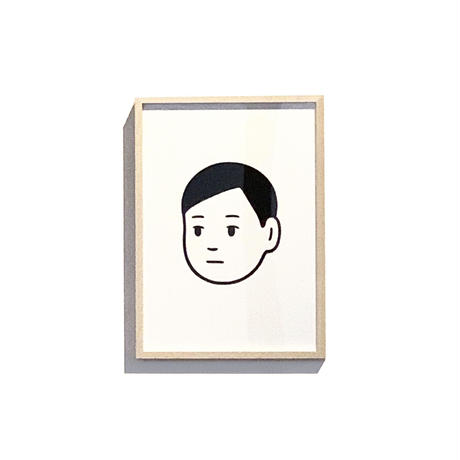 INSIGHT BOY (silkscreen in frame)