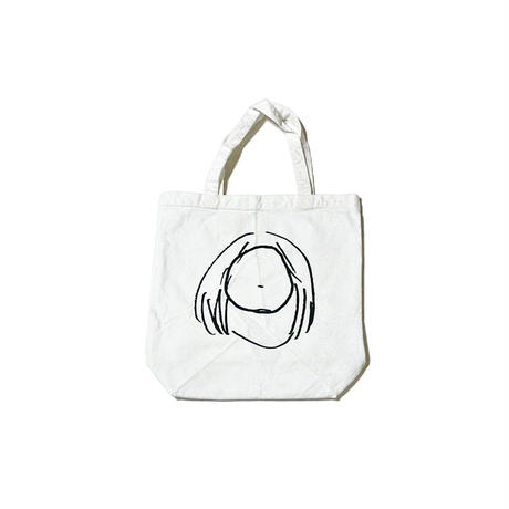 SNOWBALL IN YOUR FACE(totebag)
