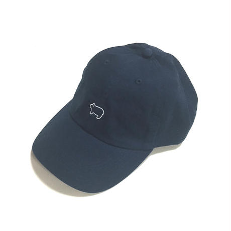 BEAR CUB CAP(white/beige/navy)