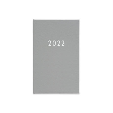 2022 DIARY NOTEBOOK