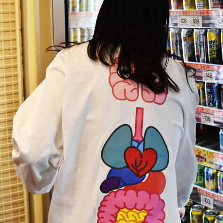 LOVE DOLL LONG T SHIRT