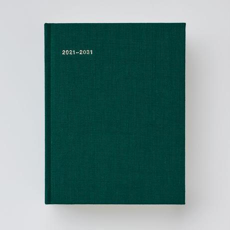 10年メモ(2021年版)グリーン