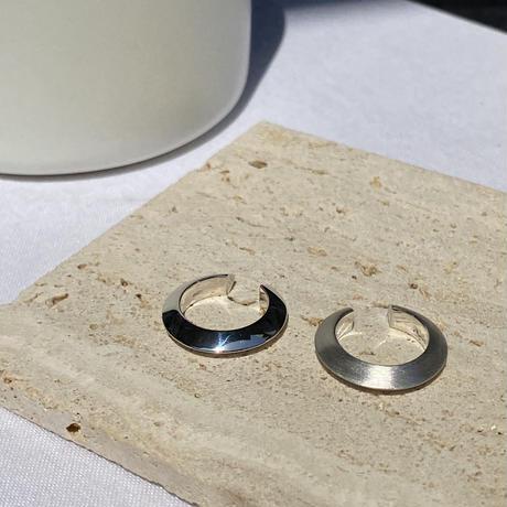 Ear cuff 01 silver