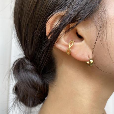 Ear cuff 03 gold