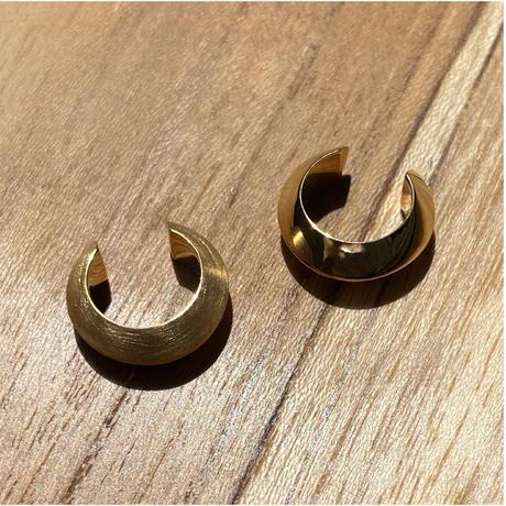 Ear cuff 02 gold