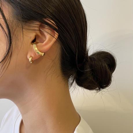 Ear cuff 01 gold