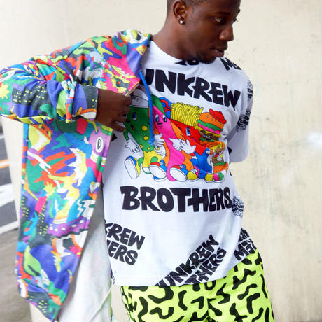 BATTLE NiGHT ALL OVER PRINT Hoodie〈NZ007-2〉