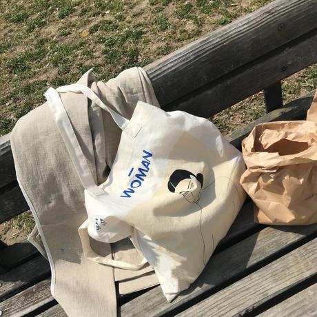 drawing eco bag【5月中旬より順次発送】