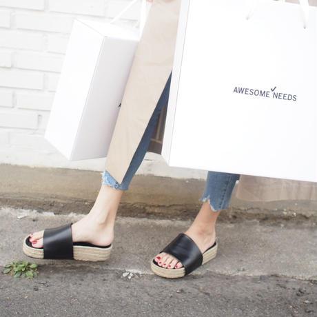 Cé sandal【即納】