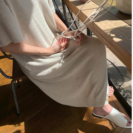 Tong leather sandals[select/予約]