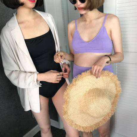 NUE Swim// knit 【即納】