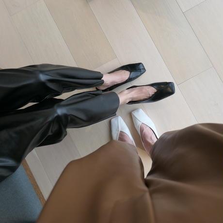 V cutting slipper