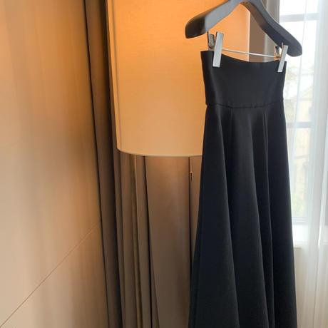 High waist volume flare SK
