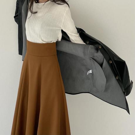 ECO leather CPO jacket