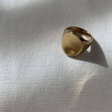 【即納】medal ring(silver925)
