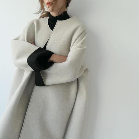 【即納】wool basic neck turtle