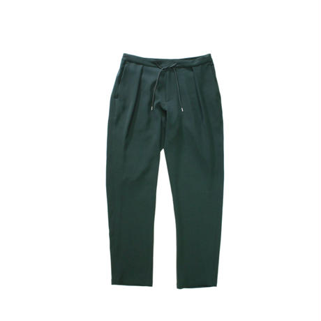 Slim easy pants #Green