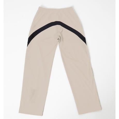Line Field Pants  #Sand beige[ NuGgETS × JOHNDOE ]