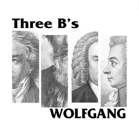 """3B's + 1"" s/s tee  #black"
