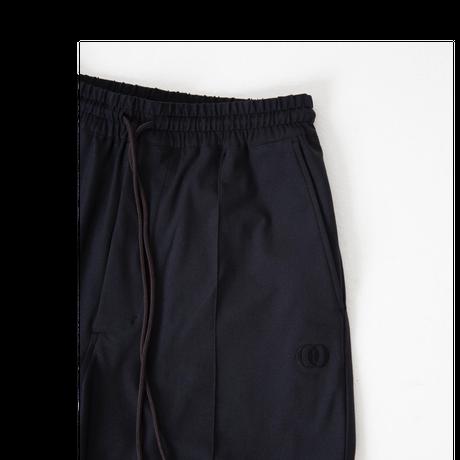Line Field Pants  #Black×(line)Black [ NuGgETS × JOHNDOE ]