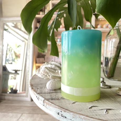 color pillar candle