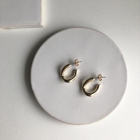 ピアス twist ring pierce