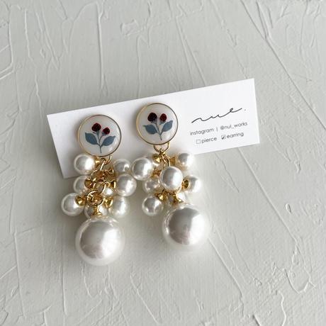 rose & pearls