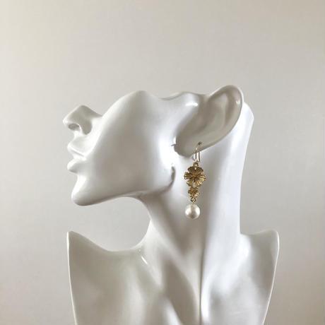 double flower pearl