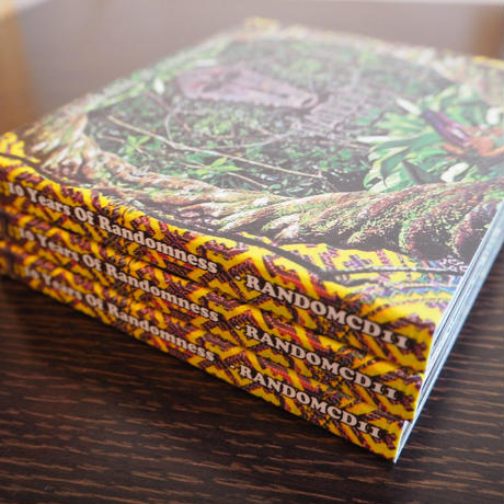 【NEW】  V.A. 10 Years Of Randomness (2CDS)