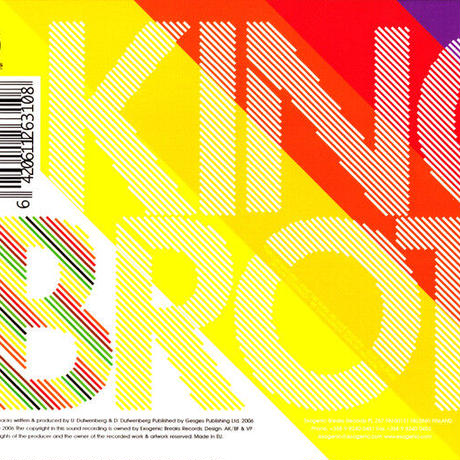 【Exogenic Breaks】 Velours Perfect – King Size Brothers