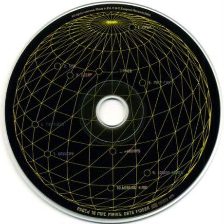 Mac Mavis – Gatefinder  【 Exogenic Records】
