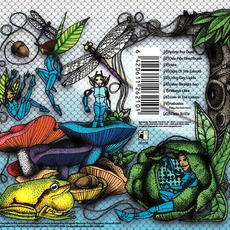Haltya – Electric Help Elves  【 Exogenic Records】