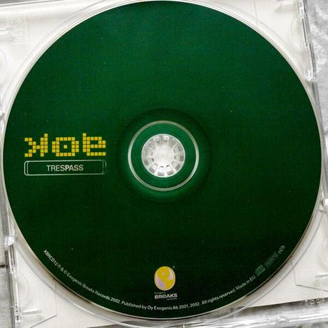 【Exogenic Breaks】 Koe – Trespass