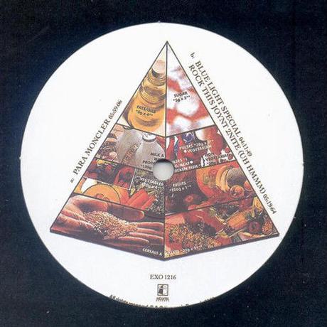 Texas Faggott – Para Moncler EP 【 Exogenic Records】