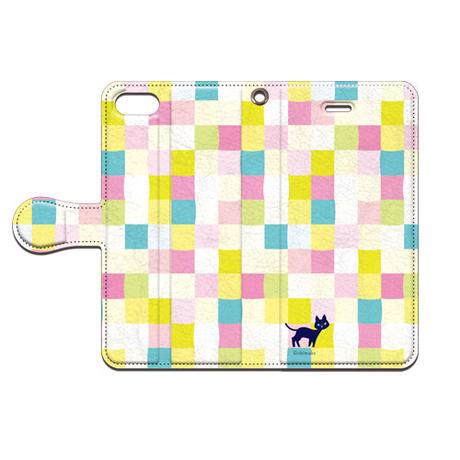 Shimako(しまこ) スクエア(カラー) 手帳型スマホケース 対応機種(iPhone/アンドロイド機種)