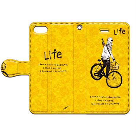 MAi(マイ) LIFE 手帳型スマホケース 対応機種(iPhone/アンドロイド機種)