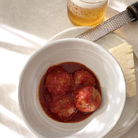 【3点SET】パンケーキミックス+自家製ミートボール+チキンバターカレー