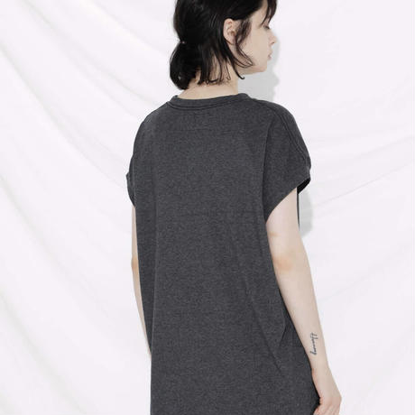 【F/CE.®】 RECYCLE COTTON BORED T