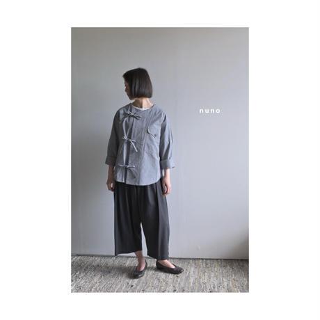 【nisica】UNISEX    スリーピングシャツジャケット