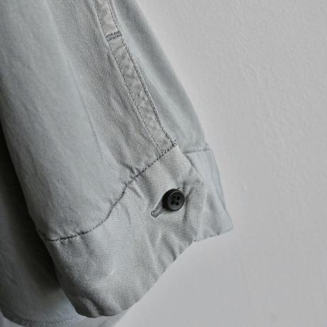 【NO CONTROL AIR】キュプラ強撚レーヨンカルぜシャツ