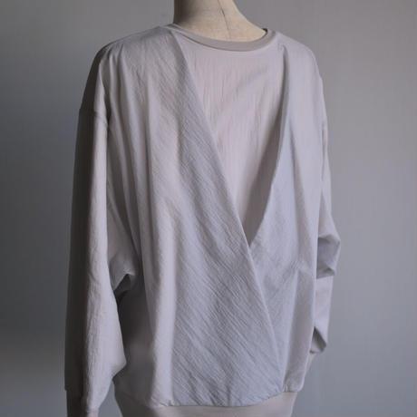 【SIWALY】sheer nylon pullover