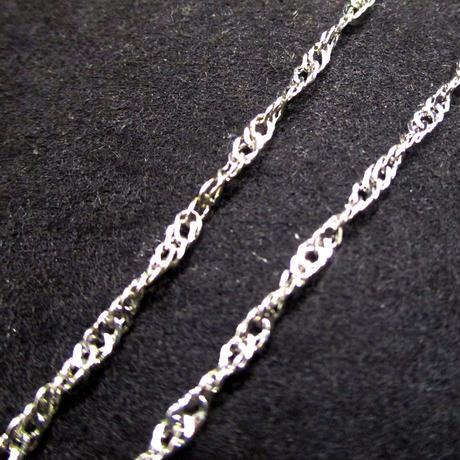 雪の結晶(スノーネックレス)ネックレス U0042