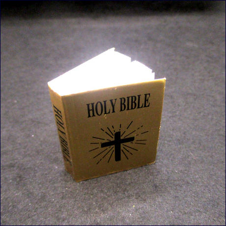 バイブル(聖書)キーホルダー U0112