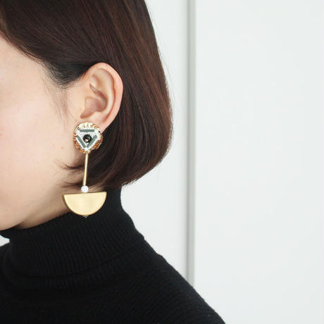【 gorgeous mood/earring 】