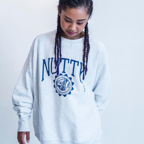 nuttyclothing / CollegeLogo  Sweatshirt